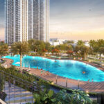 bể bơi vinhomes smart city