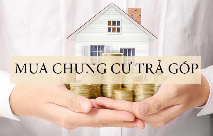 Cách tính tiền mua chung cư trả góp - 1