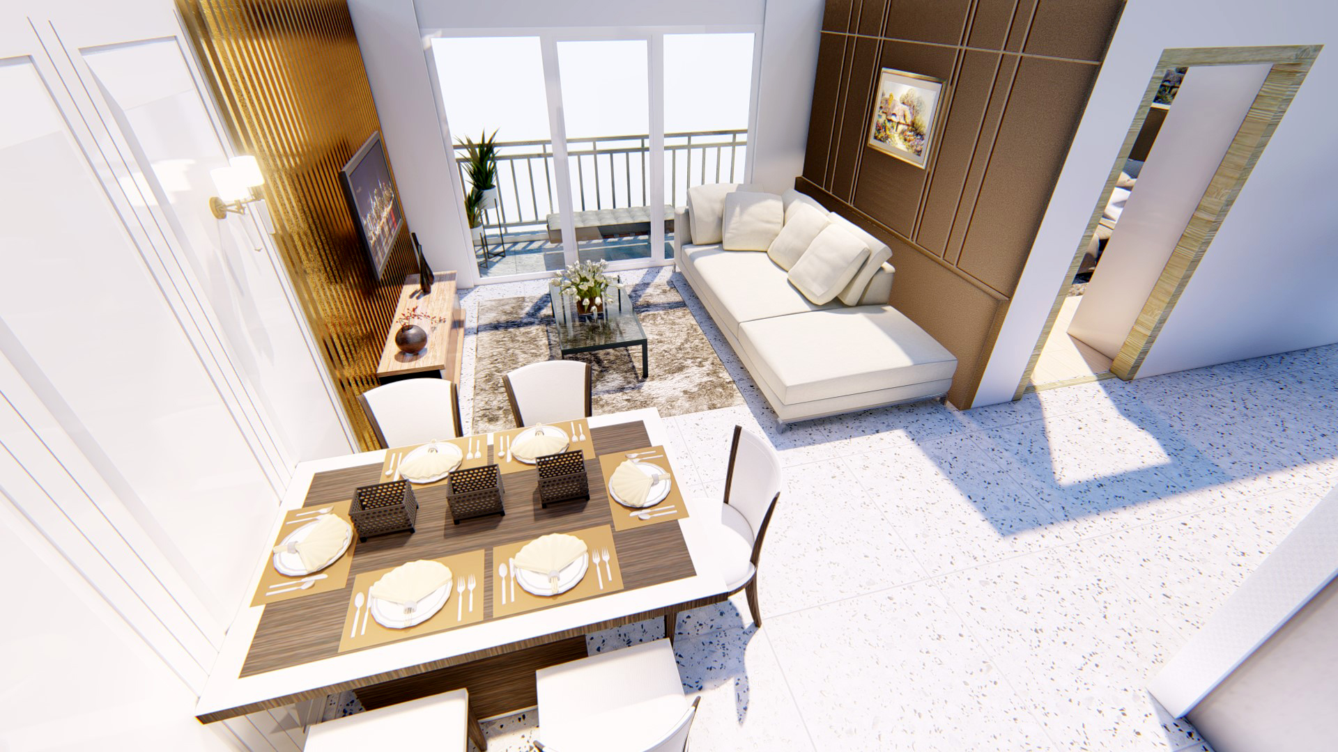 Kinh nghiệm chọn tầng chung cư Nên ở tầng cao hay thấp - 3
