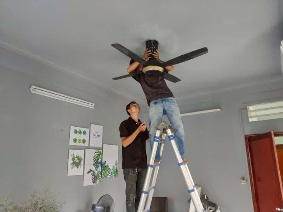 Có nên lắp quạt trần cho chung cư - 3™